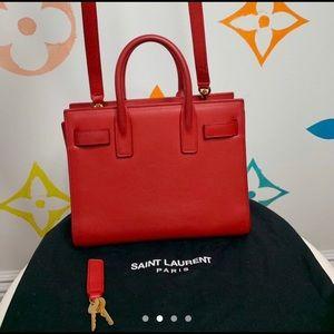 fc588dc820 Yves Saint Laurent Bags   100 Authentic Ysl Classic Sac De Jour Baby ...
